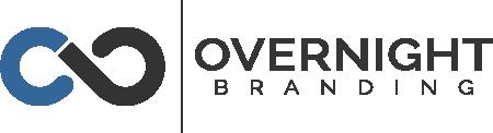 Overnight Branding Logo
